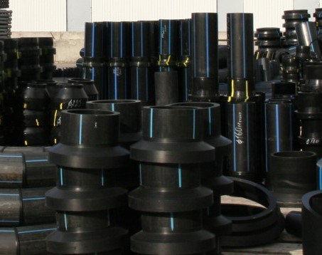 Втулка удлиненная сварная ПЭ100 SDR13,6 Ду140, фото 2