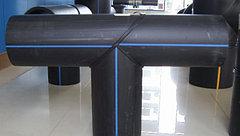 Тройник 90° равнопроходной сварной ПЭ100 SDR11 Ду200
