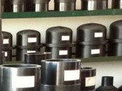 Заглушка литая ПЭ100 удлиненная SDR11 Ду160, фото 2