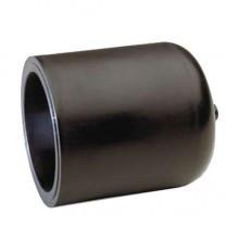 Заглушка литая ПЭ100 удлиненная SDR11 Ду75