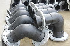Отвод 90° ПЭ100 литой SDR11 Ду180