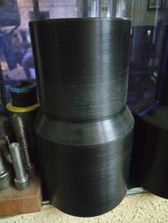 Переход литой ПЭ100 удлиненный SDR11 Ду400*315
