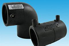 Отвод электросварной ПЭ100 SDR11 ДУ225 90гр