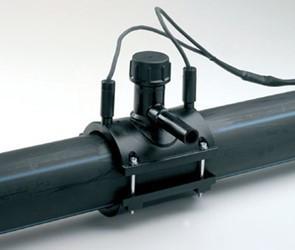 Седелка электросварная ПЭ100 SDR11 ДУ180х032 (Для врезки под давлением)