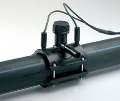 Седелка электросварная ПЭ100 SDR11 ДУ250х063 (Для врезки под давлением)