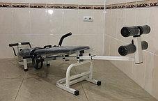 Тракционный стол до 100 кг. для лечения позвоночника, фото 3