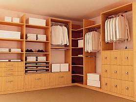 Гардеробные комнаты на заказ г. Алматы и Нур-Султан, фото 2