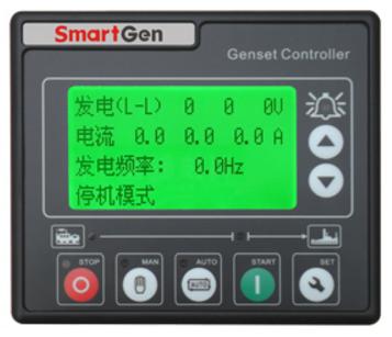 Контроллер Smartgen HGM410, фото 2