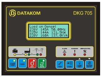 DKG-705 Модуль синхронизации, фото 2
