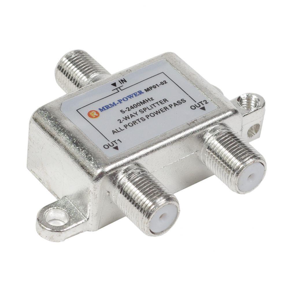 Делитель,разветвитель(splitter 2 way) MRM 5-2400 MP01-02