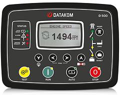 D-500 Контроллер с расширенным функционалом