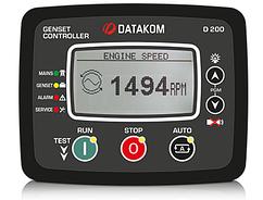 D-200 Контроллер для генератора