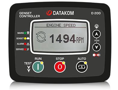 D-200 Контроллер для генератора, фото 2