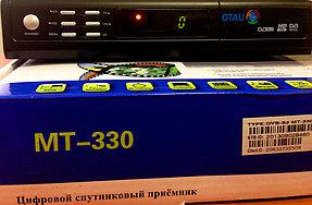 Цифровой спутниковый ресивер HD STB DVB S2: MT-330 3