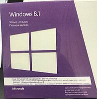 Операционная система, Microsoft Windows 8.1 32-bit/64-bit Russian Kazakhstan Only DVD, BOX