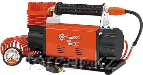 Автомобильный компрессор Агрессор AGR-160, фото 2