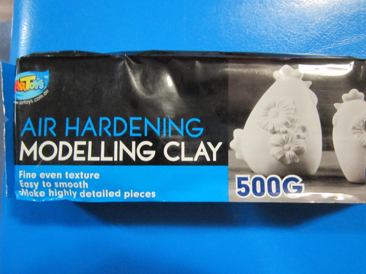 Полимерная глина Air hardening Clay , 500 грамм