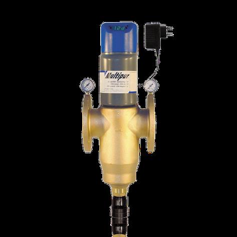 Магистральный фильтр с автоматической обратной промывкой Multipur AP, фото 2