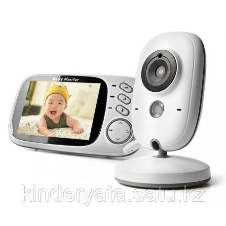 Видеоняня  Baby Monitor VB603  - цветной экран
