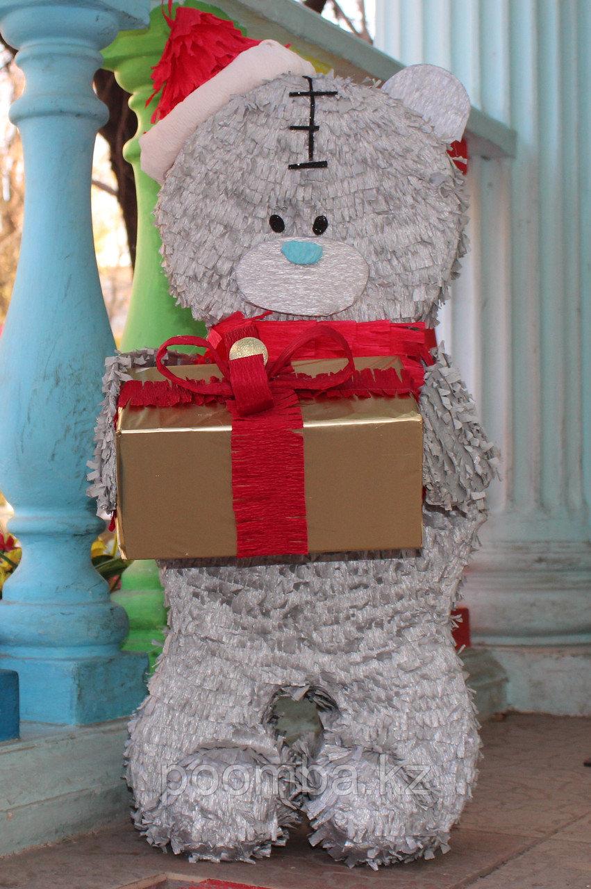 "Пиньята ""Мишка Тедди"" с подарком"