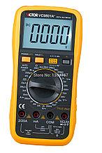 Цифровой измеритель  сопротивления заземления  Victor VC9801A +