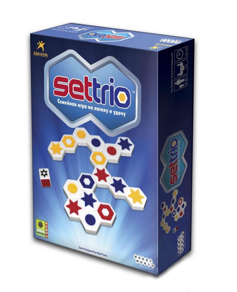 Настольная игра Settrio 1080