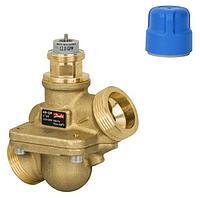 Клапан автоматический AB-QM Ду25 комбинированный балансировочный с измерительными ниппелями