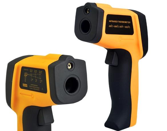 Инфракрасный цифровой термометр  GM900