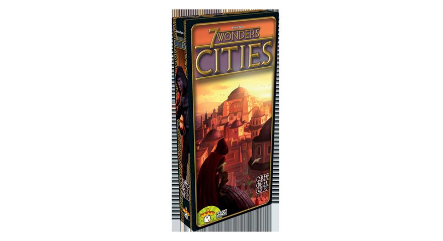 Настольная игра: 7 Чудес: Города