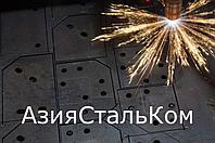 Фрезерные работы в Алматы,закладные детали