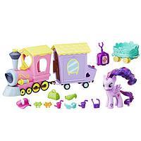 Игровой набор My Little Pony «Поезд дружбы», фото 1
