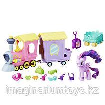 Игровой набор My Little Pony «Поезд дружбы»