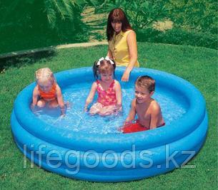 """Надувной детский бассейн """"Синий кристалл"""" 168х38 см, Intex 58446, фото 2"""