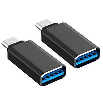 Переходник USB 3.0мама - Type C(3,1) папа OTG