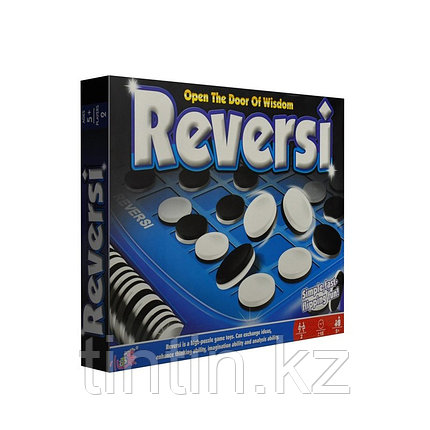 Настольная игра - Реверси (Reversi), фото 2
