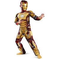 Железный человек детский костюм