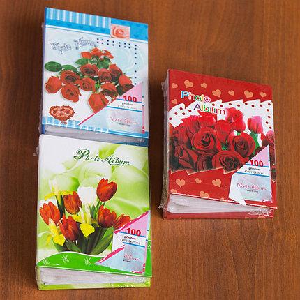 Фотоальбом 96 фото 10х15 (цветы), фото 2