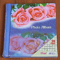 Фотоальбом магнитный 23х28 см, 20 страниц, фото 2