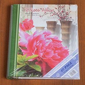 Фотоальбом магнитный 23х28 см, 40 страниц, фото 2