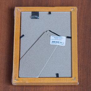 Фоторамка 10х15 деревянная, фото 2