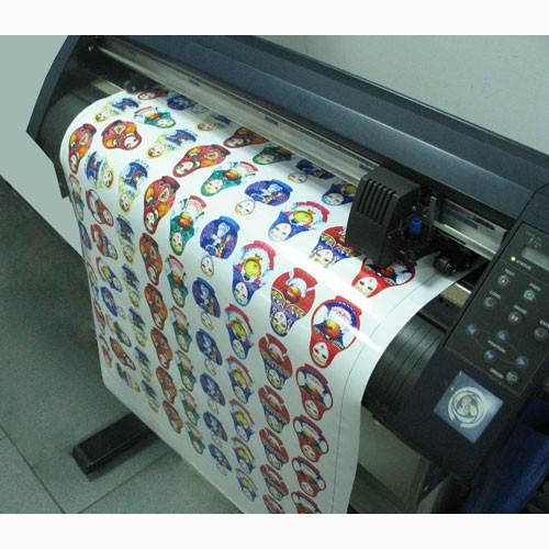Печать на оракале