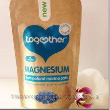 Магний натуральный из морской соли, 188 мг, 30 капсул