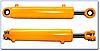 Гидроцилиндр Ц80.40.400.01.11