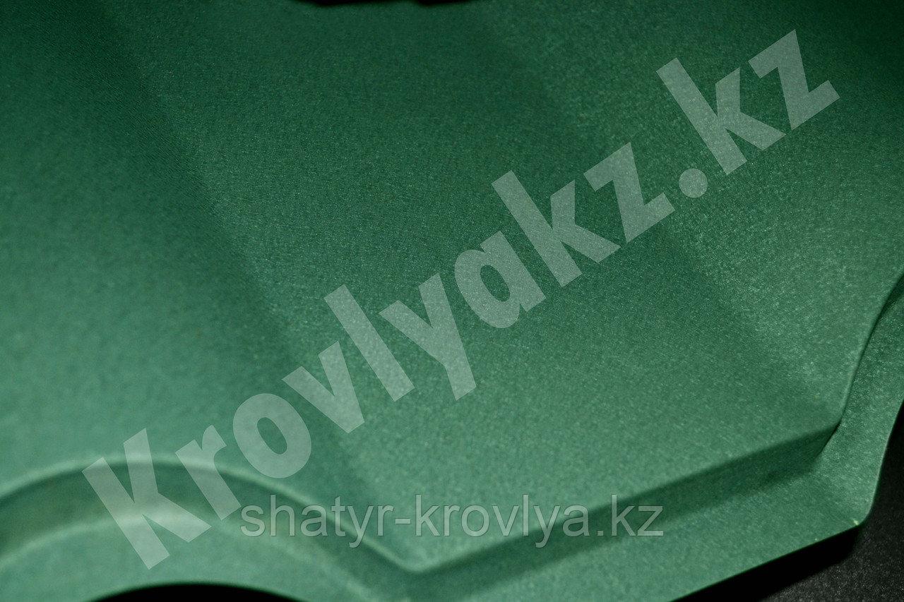 Металлочерепица Макси Дюна (Sun Matt) 6005 - зеленый