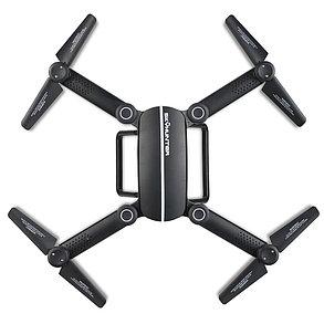 Складной квадрокоптер Jie-Star X8 Skyhunter c камерой, фото 2