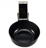 Тарелка с подставкой для телефона, фото 1