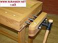 Верстак 1200*500мм, с лотком, ПТ - York HV515, БТ - York HV515, фото 7