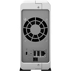 Домашний медиа сервер Synology DiskStation DS115j + 4 Tb жестким диском, фото 3
