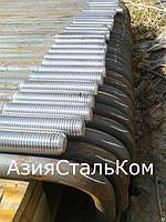 Болты анкерные c загибом ГОСТ 24379.1-80 Тип1.1 М 12*900