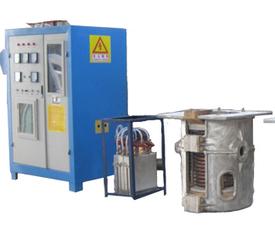 Индукционная печь плавильная LHK-160KW